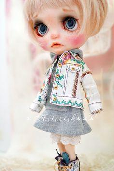 *刺繍ブーツ & ジャケット- Asterisk***_画像8