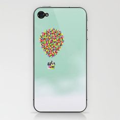 Up Iphone case. The movie Up is very special to me and my husband. I must have this case. LOL!