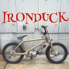 IRONDUCK・BMXcub