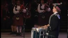 highland cathedral pipes and drums - YouTube