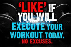 NO EXCUSES! http://www.8-ballnutrition.com/ #mylifewouldbecompleteif #believe