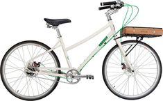 Civia front bike rack