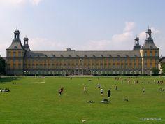 Kurfürstliches Schloss in Bonn, Germany