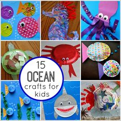 Over the last few years we have enjoyed severalOcean Themed Kids Crafts at my house. I thought it would be fun to showcase my favorites in a round up to give you a great reference of fantastic and fun ideas for crafting with an ocean or fish theme. You'll find everything from a cute Octopus, …