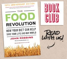 The Kind Life Book Club: The Food Revolution