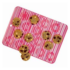Bakers 13 NonStick Silicone Stripes Baking Mat 11 by 15Inch Dark and Light Pink -- Read more at the image link.