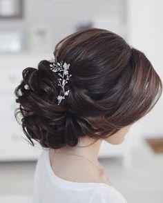 peinados-recogidos-para-novias-2017 (16) - Beauty and fashion ideas Fashion Trends, Latest Fashion Ideas and Style Tips