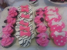 cupcake/ cookie ideas