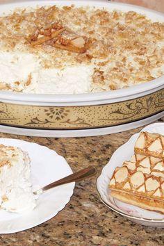 Αναροκρεμα κυπριακη Cyprus Food, Dessert Recipes, Desserts, Macaroni And Cheese, Favorite Recipes, Sweets, Bread, Ethnic Recipes, Middle East