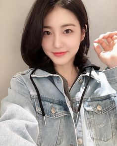 Korean Short Hair, Korean Girl, Korean Style, Asian Cute, Beautiful Asian Girls, Korean Beauty, Asian Beauty, Short Hair Makeup, Cute Asian Fashion