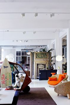 MOOOI Showroom and Brandstore | Blogtour Amsterdam
