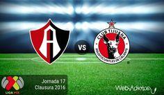 Atlas vs Tijuana, Fecha 17 del Clausura 2016 ¡En vivo por internet! - https://webadictos.com/2016/05/07/atlas-vs-tijuana-clausura-2016/?utm_source=PN&utm_medium=Pinterest&utm_campaign=PN%2Bposts