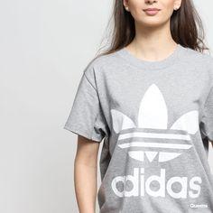 Dámské tričko adidas Big Trefoil Tee (CY4762) – Queens 💚