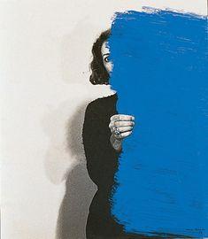 Helena Almeida, Study for Inner Improvement, 1977 http://www.fillesducalvaire.com/en/artists/42/Helena-Almeida