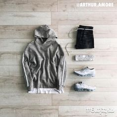 "09ddb001e4c6 Outfitgrid™ on Instagram  ""Today s top  outfitgrid is by  arthur.amore. ▫   Nike  Vapormax ▫  Oro  Hoodie"