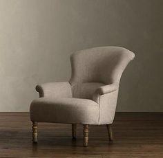 josephine chair from restoration hardware