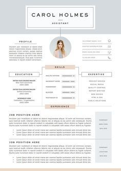 sample resume reference page