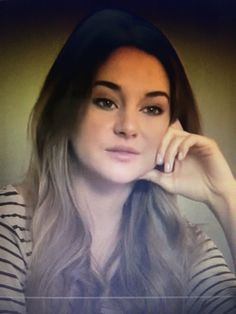 shailene woodley Divergent Characters, Divergent Series, Shailene Woodly, The Spectacular Now, Tris Prior, Longer Hair, Theo James, The Fault In Our Stars, Celebs