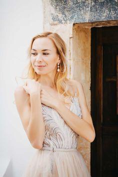 Konstantin & Sabina | Natalia Petraki - Photographer in Crete Sweet Stories, Bride Photography, Crete, Photo Sessions, One Shoulder Wedding Dress, Our Wedding, Most Beautiful, Wedding Photos, Wedding Dresses