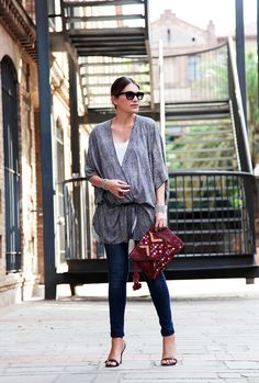 The Ultimate Maternity Style Guide By Four Expecting Fashion Bloggers via @WhoWhatWearUK