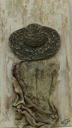 Relieve de ceramica. Pau Camara