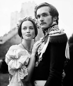 The Young Victoria | LOVE this movie. Best of it, it's a true history :) and very romantic.