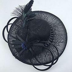 Women's Crystal / Alloy / Acrylic Headpiece-Wedding / Special Occasion / Casual Flowers 1 Piece – USD $ 23.98