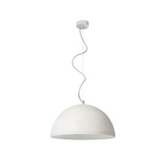 SFERA L - 47cm available again. Big and simple concrete lamp.