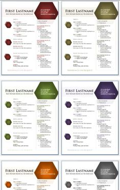 Kendra Love Resume Template For Microsoft Word  Kendra Love Fancy