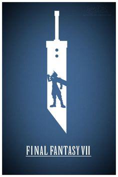Final Fantasy VII Created by Kemal Dis