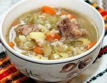 Горяченького? Суп из капусты по-царски!