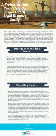 To handle these issues in a perfect manner, there is Las Vegas criminal defense lawyer who are handling with the most efficient way of law and degree relating to criminal cases. Some of the legal firms does provide with specified solution relating to the process and make it the best with their presentation.