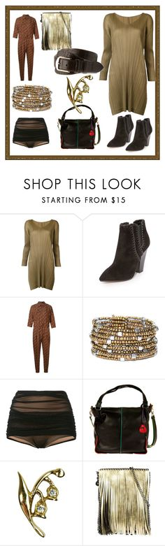 """""""fashion for women's"""" by denisee-denisee ❤ liked on Polyvore featuring Pleats Please by Issey Miyake, Michael Kors, Andrea Marques, Norma Kamali, mywalit, Loquet, STELLA McCARTNEY, Brooks Brothers and vintage"""