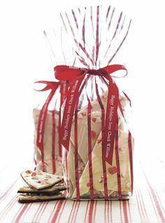 #barkyeah Green Christmas, All Things Christmas, Christmas Holidays, Xmas Food, Christmas Desserts, Holiday Gifts, Christmas Gifts, Bark Recipe, Peppermint Bark