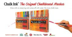 Chalk Ink World - An Innovative Marker Company