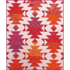 Island Batik 2016 Lavish Desert Sky Quilt Kit 54 by 60 | Precuts