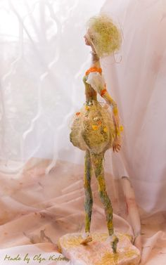 Авторские художественные куклы – 258 photos