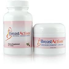 Breast Actives, the best natural breast enhancer.