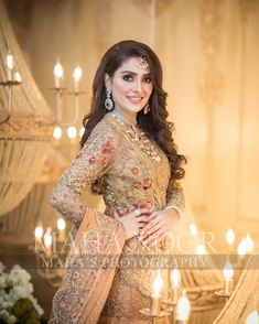 Hijab Wedding Dresses, Pakistani Wedding Outfits, Wedding Dresses For Girls, Pakistani Bridal, Bridal Dresses, Girls Dresses, Ayeza Khan Wedding, Bridal Photoshoot, Bridal Shoot