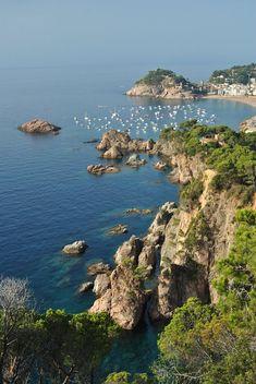 Tossa de Mar, Costa Brava  Catalonia