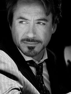 Robert Downey Jr. I wonder what He's thinking...