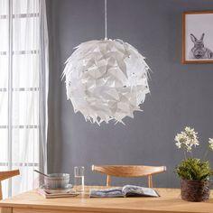 37,90  Kugelförmige Pendelleuchte Corin in Weiß sicher & bequem online bestellen bei Lampenwelt.de.