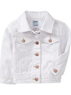 Denim Jackets for Baby | Old Navy - Get this cute denim jacket for your toddler girl for just $11.97.