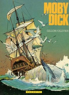 moby dick bd - Google Search