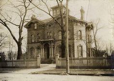 Gordon, John, house, Wellington St. W., s.e. corner Clarence Square