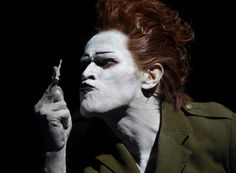 Willem Dafoe The Life and Death of Marina Abramovic