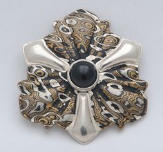 Creative and Alternative Metals: Mokume Gane - Jewelry Making Daily - Blogs - Jewelry Making Daily