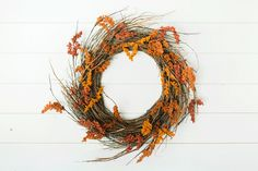 fall-wreath from Magnolia Homes