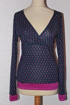 Damenshirt in S-XXL (spanisch..der Schnitt versteckt sich hinter Enlace..) für die die genau so schlecht spanisch können wie ich *g
