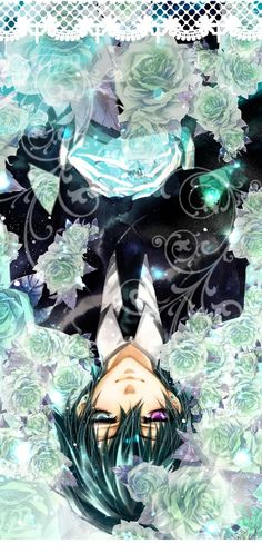 I really wish there was a guy like ciel out there for me....... Oh well. I just gotta keep dreaming!